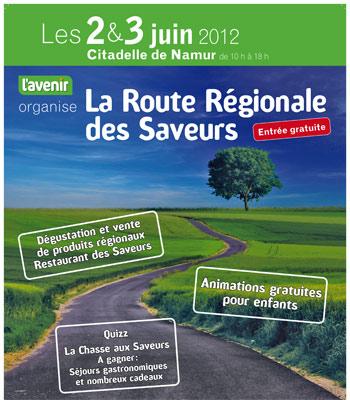 La Route Régionale des Saveurs